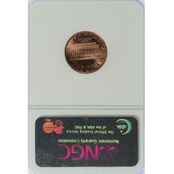 View 2: 2005 1c MS-69 RD NGC