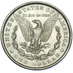 View 2: 1884-O $1 MS-61
