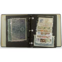 View 2: World: Assorted Currency and Banknotes