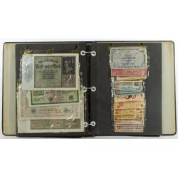 View 3: World: Assorted Currency and Banknotes