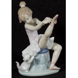 "View 2: Lladro ""Tuesday"