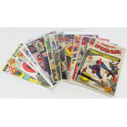 View 2: (13) Early Spider-Man Comic Books