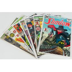 View 2: (7) Early Marvel Comic Books