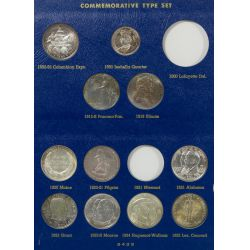 US Commemorative Type Set AU-PF
