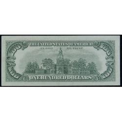 View 2: 1963-A $100 Star Note CU