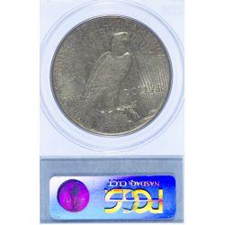 View 2: 1934 $1 AU-50 PCGS
