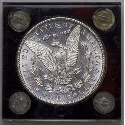 View 2: 1897-S $1 AU-55