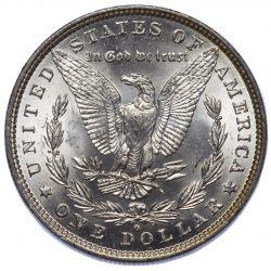 View 2: 1882-O $1 UNC