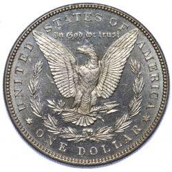 View 2: 1883 $1 DMPL BU