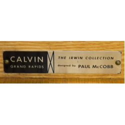 """View 2: Calvin """"Irwin Collection"""" Coffee Table by Paul McCobb"""