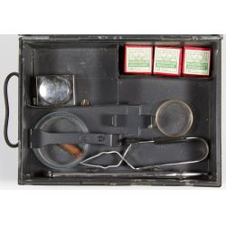 View 2: World War II Era German Field Testing Kit