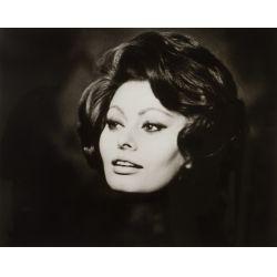 "View 2: Roddy McDowall (British, b.1928) ""Sophia Loren"" Photograph"