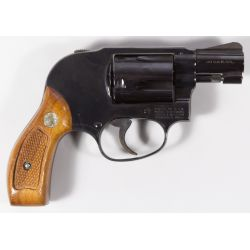 View 3: Smith & Wesson Model 49 .38 cal Double Action Revolver (Serial #J904544)