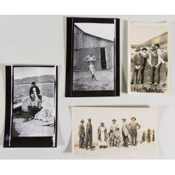 View 4: World War I Photograph Negative Assortment