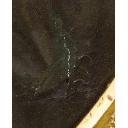 "View 3: (After) Raphael (Italian, 1483-1520) ""The Madonna della Sedia"" Oil on Canvas"