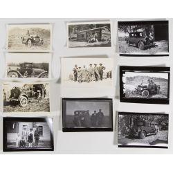 View 3: World War I Photograph Negative Assortment
