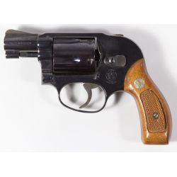 View 2: Smith & Wesson Model 49 .38 cal Double Action Revolver (Serial #J904544)