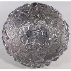 "View 2: Arthur Court (20th Century) ""Seashell"" Aluminum Bowl"