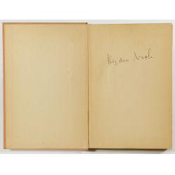 "View 2: Ogden Nash ""Hard Lines"" Autographed Book"
