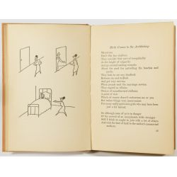 "View 5: Ogden Nash ""Hard Lines"" Autographed Book"