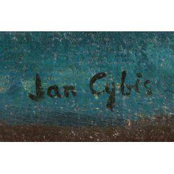 "View 4: Jan Cybis (Polish, 1897-1972) ""Still Life"" Oil on Canvas"
