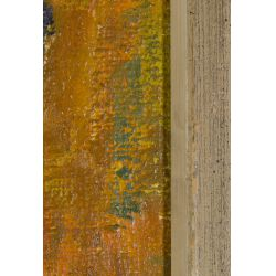 "View 2: Jan Cybis (Polish, 1897-1972) ""Still Life"" Oil on Canvas"