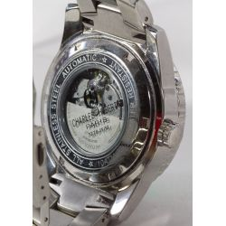 View 2: Charles-Hubert Automatic Diver Wrist Watch 10ATM