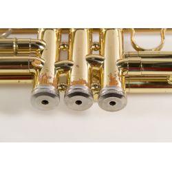 View 5: Frank Holton Model T602P Trumpet
