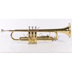 View 2: Frank Holton Model T602P Trumpet