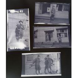 View 6: World War I Photograph Negative Assortment