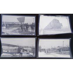 View 12: World War I Photograph Negative Assortment