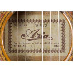 View 2: Aria Model No. A553 Acoustic Guitar