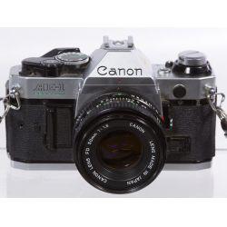 View 2: Canon AE-1 Program 35mm Camera