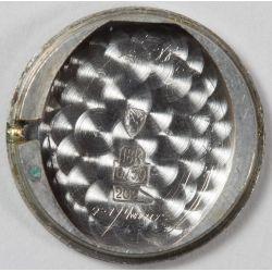 View 5: Bucherer 18k Gold and Diamond Cased Wrist Watch