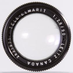View 2: Leitz Tele-Elmarit 90mm Lens