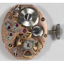 View 4: Bucherer 18k Gold and Diamond Cased Wrist Watch