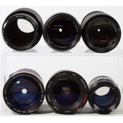 View 2: Camera Lens Assortment
