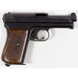View 2: Mauser Model 1934 7,65mm/.32 Cal. Pocket Pistol (Serial #347226)