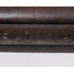 View 12: Winchester Model 1890 .22 Short Rifle (Serial #179392)