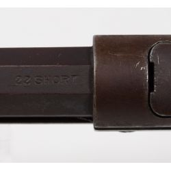 View 10: Winchester Model 1890 .22 Short Rifle (Serial #179392)