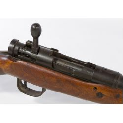 View 3: World War II Japanese Rifle (serial #20422)
