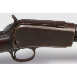 View 7: Winchester Model 1890 .22 Short Rifle (Serial #179392)
