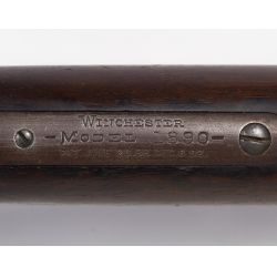 View 11: Winchester Model 1890 .22 Short Rifle (Serial #179392)