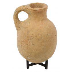 View 2: Pottery Lamp Filler / Jug