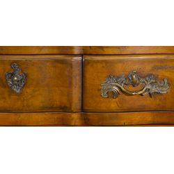 View 2: Rococo Style Marble Top Dresser by Century
