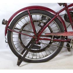 View 7: Whizzer Motorbike on an Elgin Frame