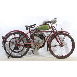 View 3: Whizzer Motorbike on an Elgin Frame