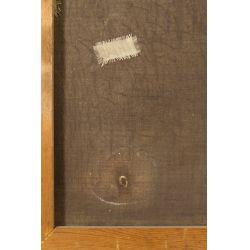 "View 5: European School (19th Century) ""Nobleman"" Oil on Canvas"