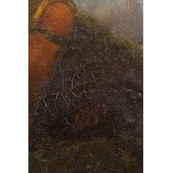 "View 3: European School (19th Century) ""Nobleman"" Oil on Canvas"