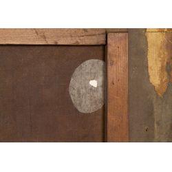 "View 7: European School (19th Century) ""The Old Pretender"" Oil on Canvas"